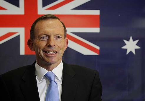 Prime Ministwer Tony Abbot is a reasonable and relective man. He wants to throw islamic terrorist out of Australia.