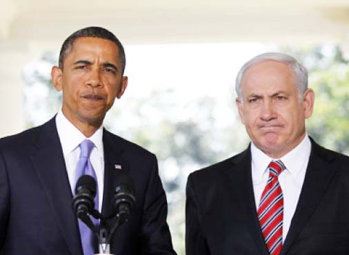 Barack Husseun Obama might become the first US President who remove the cover from Israel in the United States.
