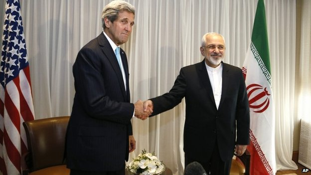 The US willigness to permit Iran to develop nuclear weapons is deeeply disturbing to the Arab World.