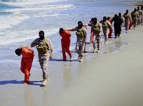 "These Muslims shout ""allah-U-akbar"" and feel they are doing something great for ""god"" by killing Christians."