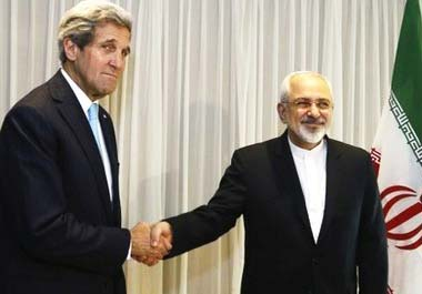 John Kerry is a US collaborator with the neo-Nazi regime in Tehran.  The final global anti-Zionist alliance is being formed.