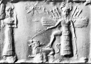 Easter is based on the festival of Ishtar, a pagan goddess.