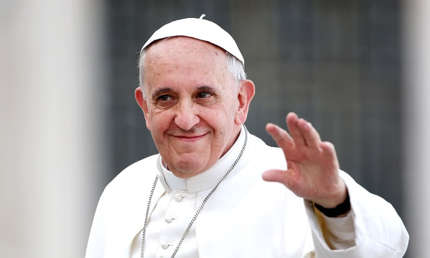 Pope Francsis is an activist Pope, who risk a diplomatic crisis with NATO-member Turkey.