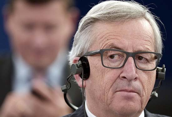 "Jean-Claude Juncker see England and Greece as the ememies of the good old ""Catholic Socialists workers"" dream."