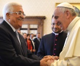 "Pope secure his rights in Jew-free ""Palestine"""