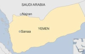 The war in Yeman has spilled over into Saudi.
