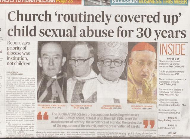 Sex crimes and vatican it