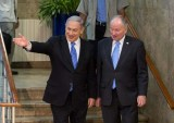 Netanyahu slams global hypocrisy