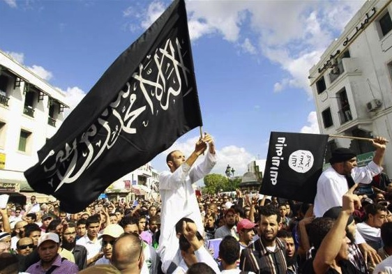 The Islamic state do not submit to the secular authority in nations with a majority Muslim population.