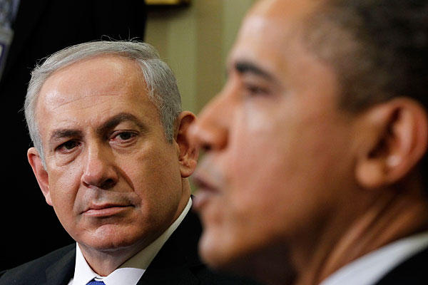 The battle is on. Benajamin Netanyahu bids the Congress will make Obama's deal with Iran null and void.