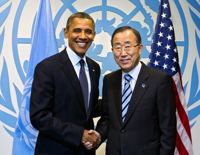 The USA is the main sponsor of the UN, a global Israeli bashing agency with HQ in New York City.