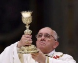 Pope claim blood of martyrs for unity