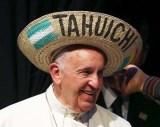 Pope Francis: I'm sorryBolivia