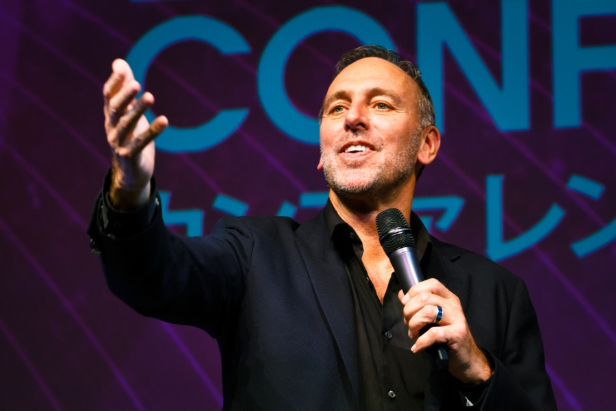 Pastor Brian Huston accepts gays as members of Hillsong community.