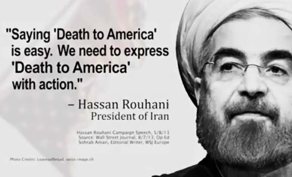 Iran copies Nazism, and are introduced to us as a