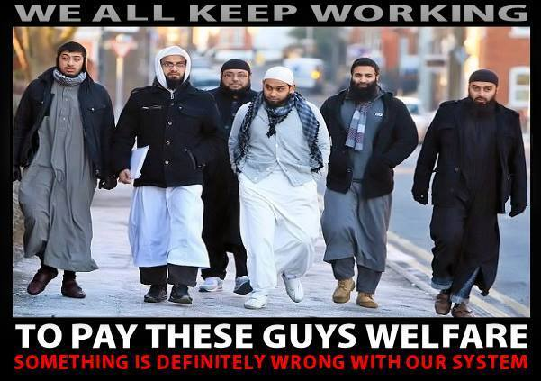 Do you want your tax money to be used to support Jihad?