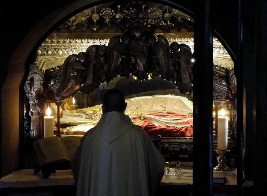 The Roman Catholic priesthood truly serve the kingdom of darkness.