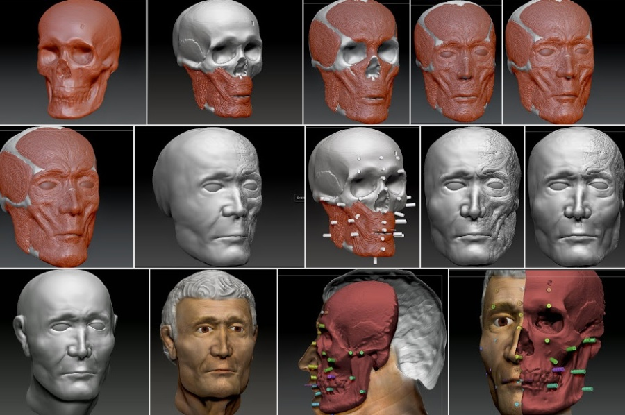 The Roman Catholic chuch spends lot of money on modern technology to preseve skull, bones and corpses.