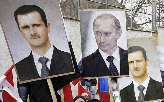 Putin will not be able to save the Assad-regime.