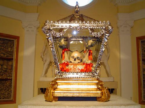 Arjona. El Santuario de las Reliquias, en la Plaza de Santa Marí
