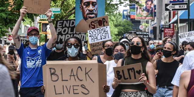 4. Black life matters